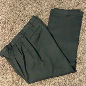 Dark brown Dockere premium slacks 34/29